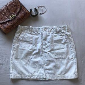 Khakis by Gap Skirt